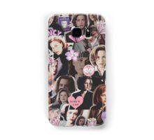 dana scully Samsung Galaxy Case/Skin