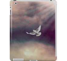 A Voice from Heaven iPad Case/Skin