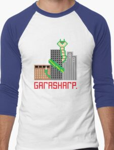 Garasharp Men's Baseball ¾ T-Shirt