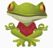 Yoga Frog One Piece - Short Sleeve