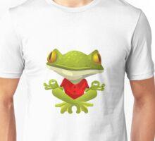 Yoga Frog Unisex T-Shirt