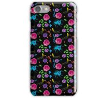 Colourful Invaders and Defenders iPhone Case/Skin