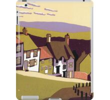 Gold Hill iPad Case/Skin