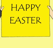 Gay Easter Sticker