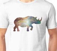 Happy Space Rhino Unisex T-Shirt