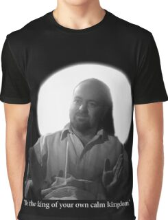 Classic Manny Graphic T-Shirt