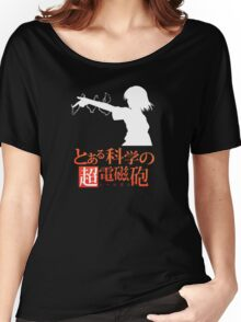 Misaka Mikoto Women's Relaxed Fit T-Shirt
