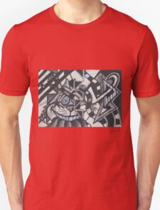 Appropriation Work of the Cheshire Cat T-Shirt
