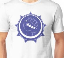 DEMAND JUSTICE - #2 In Blue Unisex T-Shirt