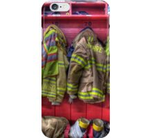 Fireman Gear iPhone Case/Skin