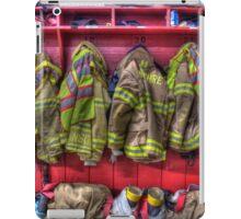 Fireman Gear iPad Case/Skin