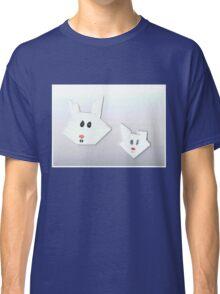 Two Cute Rabbits Classic T-Shirt