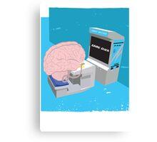 Big Brain  Canvas Print
