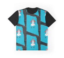 Girl On A Swing Graphic T-Shirt
