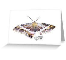 Kendrick Lamar Butterfly Greeting Card