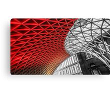 Kings Cross Station Canvas Print