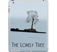 The Lonely Tree iPad Case/Skin