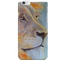 African Lion iPhone Case/Skin
