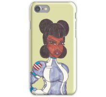 Scout Number Five iPhone Case/Skin