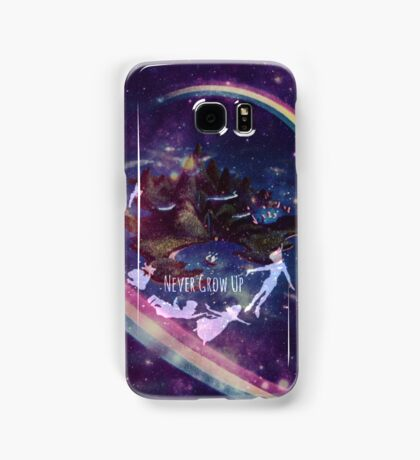 Neverland Galaxy Samsung Galaxy Case/Skin