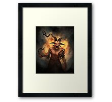 The Unleashing  Framed Print