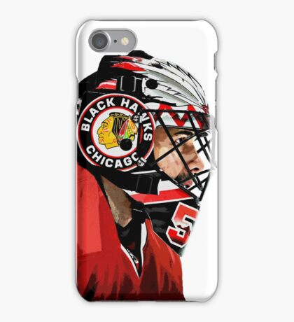 Corey Crawford iPhone Case/Skin