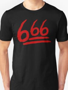 666 on Fleek Unisex T-Shirt