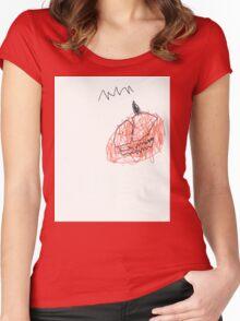 Happy Halloween ! Women's Fitted Scoop T-Shirt