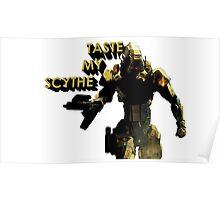Reaper Scythe Poster