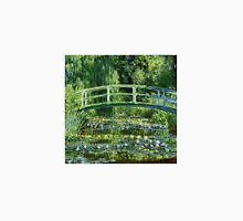 Monet - Water Lilly Pond (1900) Unisex T-Shirt