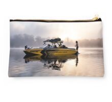 Fog and Glass Studio Pouch