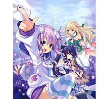 First Neptunia game Photographic Print