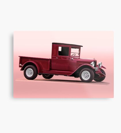1927 Chevrolet Pickup Truck Metal Print