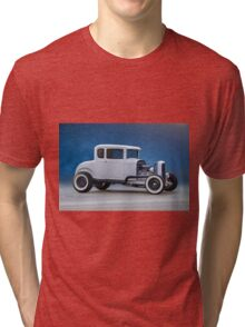 1930 Ford 'Classic Hot Rod' Coupe Tri-blend T-Shirt