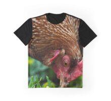 Neighborhood Chicken Graphic T-Shirt