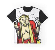 YTR SHRUG Graphic T-Shirt