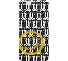 WhoLocked Wallpaper iPhone Case/Skin