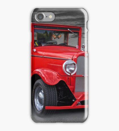 1927 Chevrolet Sedan I iPhone Case/Skin