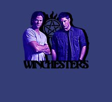 Sam and Dean Winchester Womens Fitted T-Shirt
