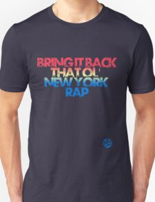 Bring it back Unisex T-Shirt