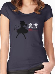 Reimu Hakurei Women's Fitted Scoop T-Shirt