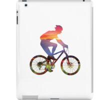 Mountainbike 2  iPad Case/Skin