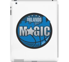 logo nba orlando magic iPad Case/Skin