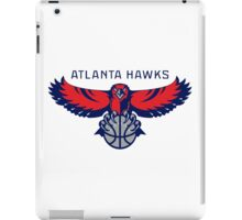 Atlanta Hawks nba logo iPad Case/Skin