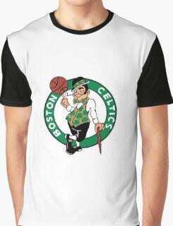 boston celtics logo nba Graphic T-Shirt
