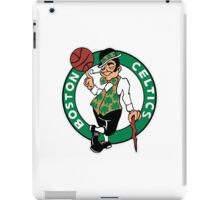 boston celtics logo nba iPad Case/Skin