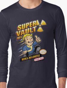 Super Vault Boy Long Sleeve T-Shirt