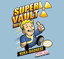 Super Vault Boy T-Shirt