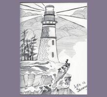 Life is Strange Lighthouse Kids Tee