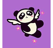 Angel Panda Photographic Print